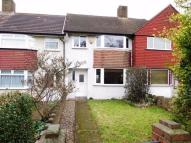 3 bed Terraced property in East Rochester Way...