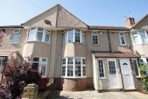 Terraced property for sale in Portland Avenue, SIDCUP...