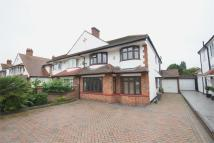 4 bedroom semi detached property in Braundton Avenue, SIDCUP...