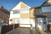 2 bed Terraced property in Burns Avenue, SIDCUP...