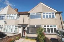 Terraced home for sale in Burns Avenue, SIDCUP...