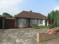2 bed Semi-Detached Bungalow in Bexley Lane, SIDCUP, Kent