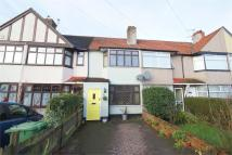 Terraced property in Lime Grove, SIDCUP, Kent