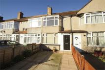 2 bed Terraced property for sale in Rowley Avenue, SIDCUP...