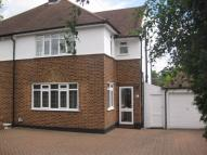 semi detached house to rent in Riefield Road, LONDON