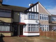 Terraced property in Harcourt Avenue, SIDCUP...