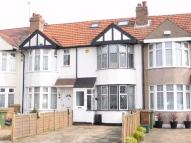 Terraced property in Ashcroft Crescent...