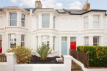 Terraced home to rent in Newtown Road, Hove...