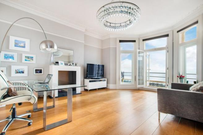 2 bedroom flat for sale in Kings Gardens Hove East Sussex BN3 BN3