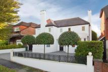 Detached home for sale in Woodruff Avenue, Hove...