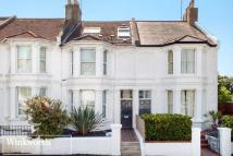 4 bed Terraced property in Newtown Road, Hove...