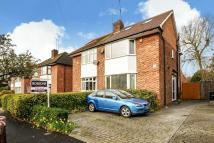 4 bed semi detached house in Birchmead Avenue, Pinner...
