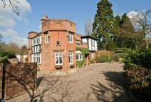 Detached property in Clamp Hill, Stanmore...