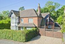 Detached house in Waxwell Lane...