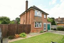 Detached house in Raisins Hill, Pinner...
