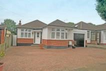 Detached Bungalow for sale in Woodford Crescent...