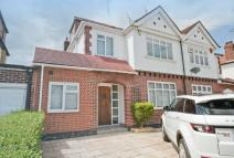 semi detached property in Dawlish Drive, Pinner...