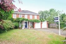 4 bed Detached home for sale in Oakhill Avenue...