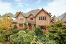 Detached house for sale in East End Way...