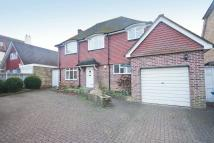 Detached home in The Avenue, Hatch End...