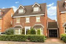 Detached house for sale in Stirling Avenue, Pinner...