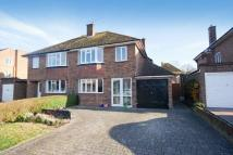 semi detached property for sale in Raisins Hill, Pinner...