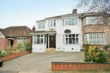 semi detached home in Mount Drive...