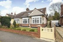 4 bed Semi-Detached Bungalow in Manor Park Drive...