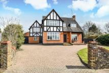 Detached house in Cuckoo Hill Road, Pinner...