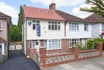 4 bed semi detached property in Westwood Park...