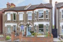 4 bed semi detached house in Alexandra Road, Sydenham...