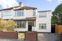 semi detached house in Fairwyn Road, Sydenham...
