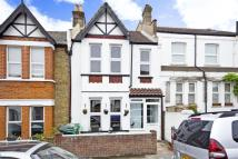 Terraced home in Hazeldon Road, Brockley...