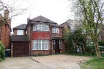 Detached house in Salmon Street, Kingsbury...