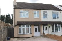3 bed semi detached property in Arterial Road...