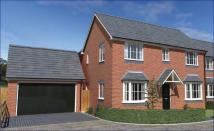 4 bedroom new property in Salters Lane...