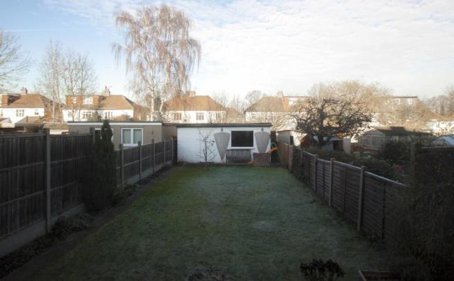 Glanville Road - Bromley - Garden - Oliver Field Associates