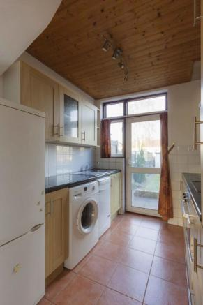 Glanville Road - Bromley - Kitchen - Oliver Field Associates