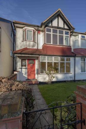 Glanville Road - Bromley - Street View - Oliver Field Associates