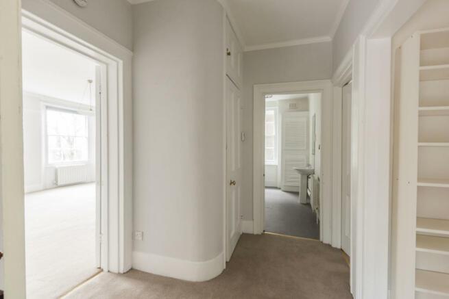 Lee Park - SE3 - Entrance Hall - Oliver Field Associates