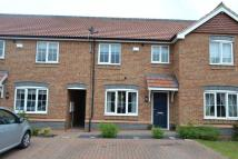 Terraced home for sale in Old School Close, Brigg