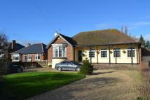 Detached Bungalow for sale in Bigby High Road, Brigg