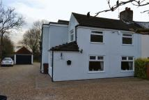 3 bed semi detached house in Brook Lane, Scawby Brook