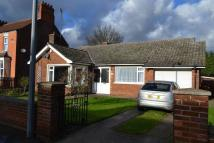 Detached Bungalow in Butts Road...