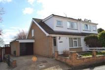 3 bed Semi-Detached Bungalow in Cross Street...