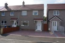 Glorat Avenue semi detached property to rent