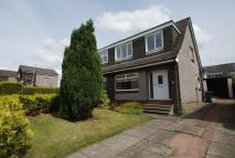 3 bed semi detached property in Glenelg Crescent...