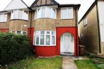 semi detached house to rent in RIVER WAY, Leagrave