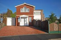 Detached home for sale in Rhoshendre, Waunfawr...