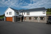 Detached home for sale in Llanfihangel-Y-Creuddyn...